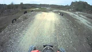 8. Go Pro Arctic Cat DVX 400