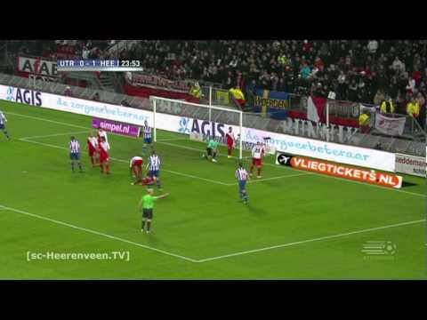 Samenvatting FC Utrecht - sc Heerenveen (2011/2012)