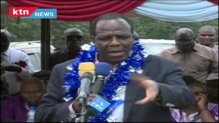 Governor Oparanya angered by Ababu's rhetoric; tells him to stay calm and learn from elders