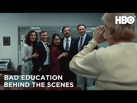 Bad Education: Based on a True Story - Behind the Scenes | HBO