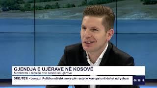 Studio e hapur - Gjendja e ujërave në Kosovë 22.03.2019