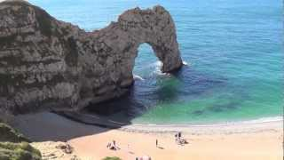 Dorset United Kingdom  City pictures : Durdle Door - Dorset, UK (Relaxing Music)