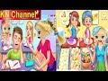 Download Lagu BÚP BÊ KN Channel ĐI HỌC P1 BACK TO SCHOOL | LỚP HỌC SIÊU QUẬY Mp3 Free