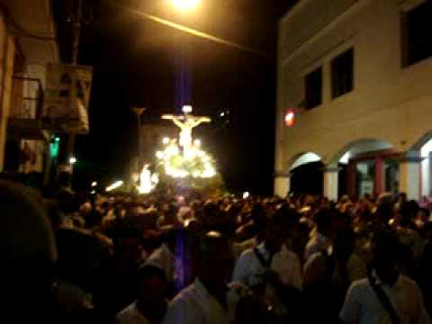 Procesión de San Benito, Lunes Santo, Leon Nicaragua 2010