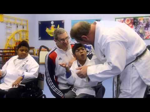 Disability Karate