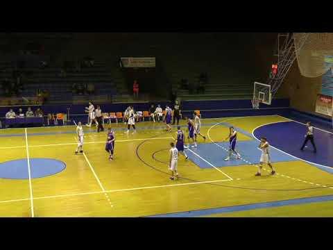 "3 kolo Play off OKK ""Jagodina"" – KK ""Zeleznicar″ 71:99"