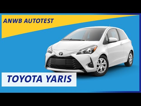 ANWB test Toyota Yaris