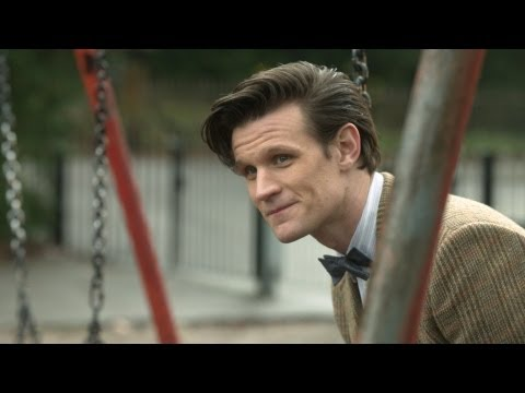 Doctor (Doctor Who) - http://www.bbc.co.uk/doctorwho The Doctor takes a break on Earth, despondent that he can't find Clara. Watch The Bells of Saint John, the new Doctor Who adve...