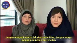 Video Mualaf Thailand dan Jerman Luruskan Kesalahpahaman tentang Islam MP3, 3GP, MP4, WEBM, AVI, FLV Juni 2018