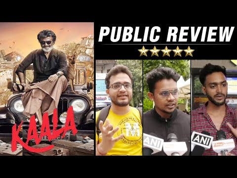 Rajinikanth's KAALA Public Review | Kaala Movie RE