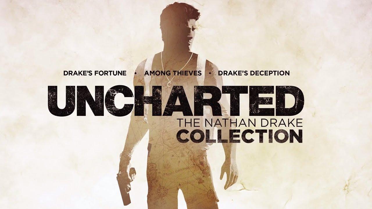 UNCHARTED The Nathan Drake Collection Trailer (PS4) #VideoJuegos #Consolas