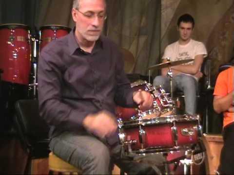 2007-Oct-5/6 Творческая встреча с Домом Фамуляро (ч.2) / Dom Famularo Master Class (p.2)