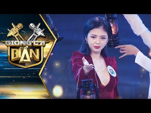Liz Kim Cương (LIME) hát bolero khiến Hari Won, Trấn Thành bất ngờ | Giọng Ca Bí Ẩn 2018 - Thời lượng: 23:23.
