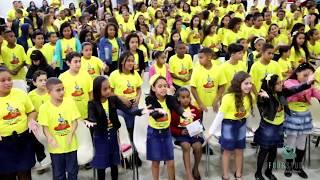 9º Congresso da UIADVP - União Infantil das Assembleias de Deus em Venda das Pedras. Complexo Evangélico.