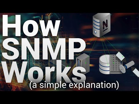 How SNMP Works - a quick guide