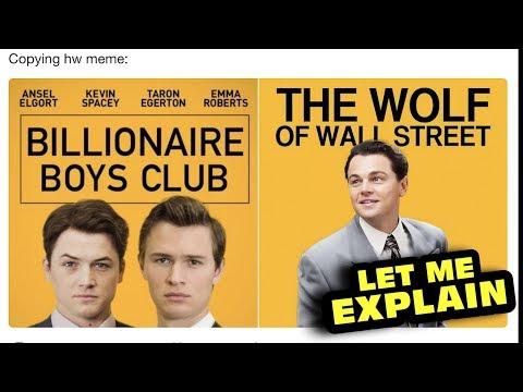 This Movie Made $126 | Let Me Explain Billionaire Boys Club