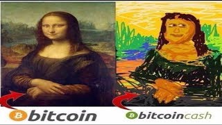 Bitcoin vs Bitcoin Cash. (WHY Bcash IS NOT THE REAL BITCOIN)