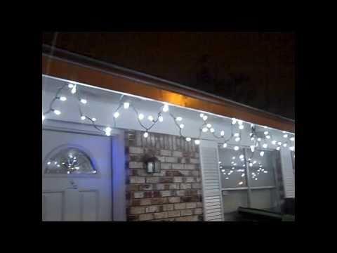 Solar Powered Christmas Lights – 350 LED
