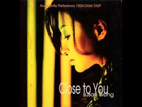 Tekst piosenki Susan Wong - Close to you po polsku