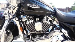 2. 06 Harley Road King engine vibration