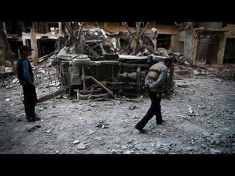Διπλωματικός πόλεμος ΗΠΑ – Ρωσίας με φόντο τη Συρία