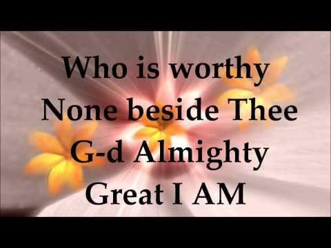 Great I AM - Paul Wilbur