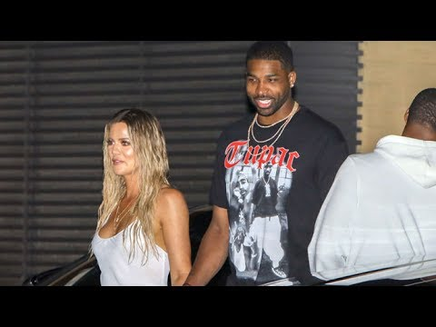Khloe Kardashian And Tristan Thompson In LOVE At Nobu Amid Engagement Reports