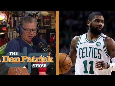 Video: Kyrie Irving learning to become leader for Boston Celtics | The Dan Patrick Show | NBC Sports