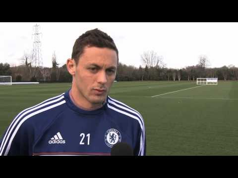 Video: Preview: Matic on Tottenham