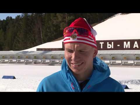 Александр Большунов  - бронзовый призёр в скиатлоне на чемпионате России