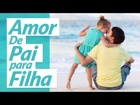Mensagem de Amor de Pai para Filha