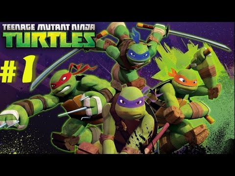 Nickelodeaon Teenage Mutant Ninja Turtles Nintendo Wii Neuf sous blister Fra
