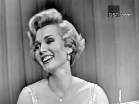 What's My Line? - Zsa Zsa Gabor (Mar 29, 1953) [REPLACEMENT FOR GLITCHED VERSION]