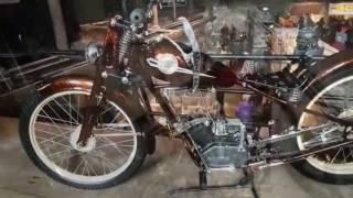 Moon Bike Show 2017 Avesta