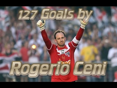 Download Video 127 Goals By Goalkeeper | Rogerio Ceni....