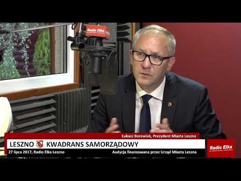 Wideo1: Leszno Kwadrans Samorządowy 27 lipca 2017