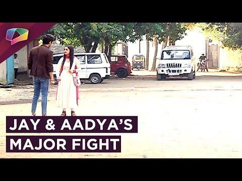 Jay & Aadya Fight On The Streets | Internet Wala L