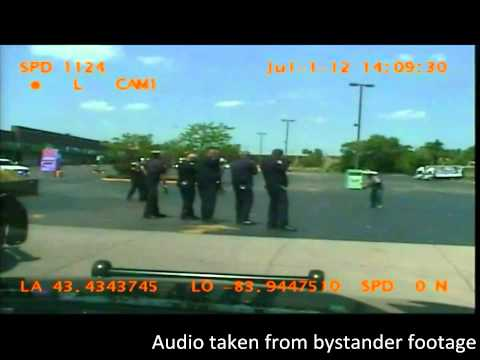 أميركا: ٦ رجال شرطة يقتلون متشرد بـ ٤٦ رصاصة