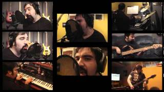 Split Screen Bohemian Rhapsody - Richie Castellano      - YouTube