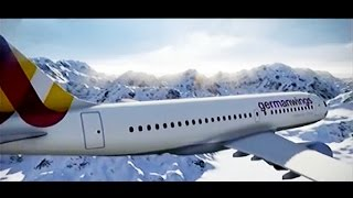 Putus Cinta, Penyebab Kopilot Germanwings Tabrakkan Pesawat Ke Gunung Alpen?