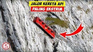 Video Bikin Deg-deg-an , inilah Jalur Kereta Api Paling ekstrim dan Paling Berbahaya MP3, 3GP, MP4, WEBM, AVI, FLV April 2019