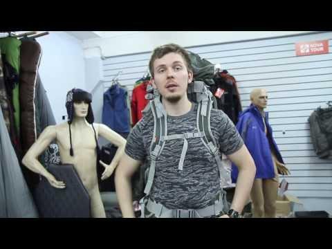 Каркасный рюкзак Nova Tour «Юкон 115 v.2». Видеообзор.