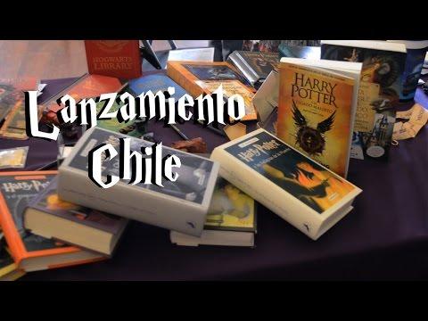 Biblionet@ Estreno Harry Potter y el Legado Maldito en Chile !!!