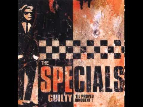 Tekst piosenki The Specials - My Tears Come Falling Down Like Rain po polsku