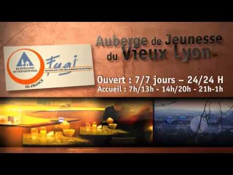 Auberge de Jeunesse du Vieux Lyon