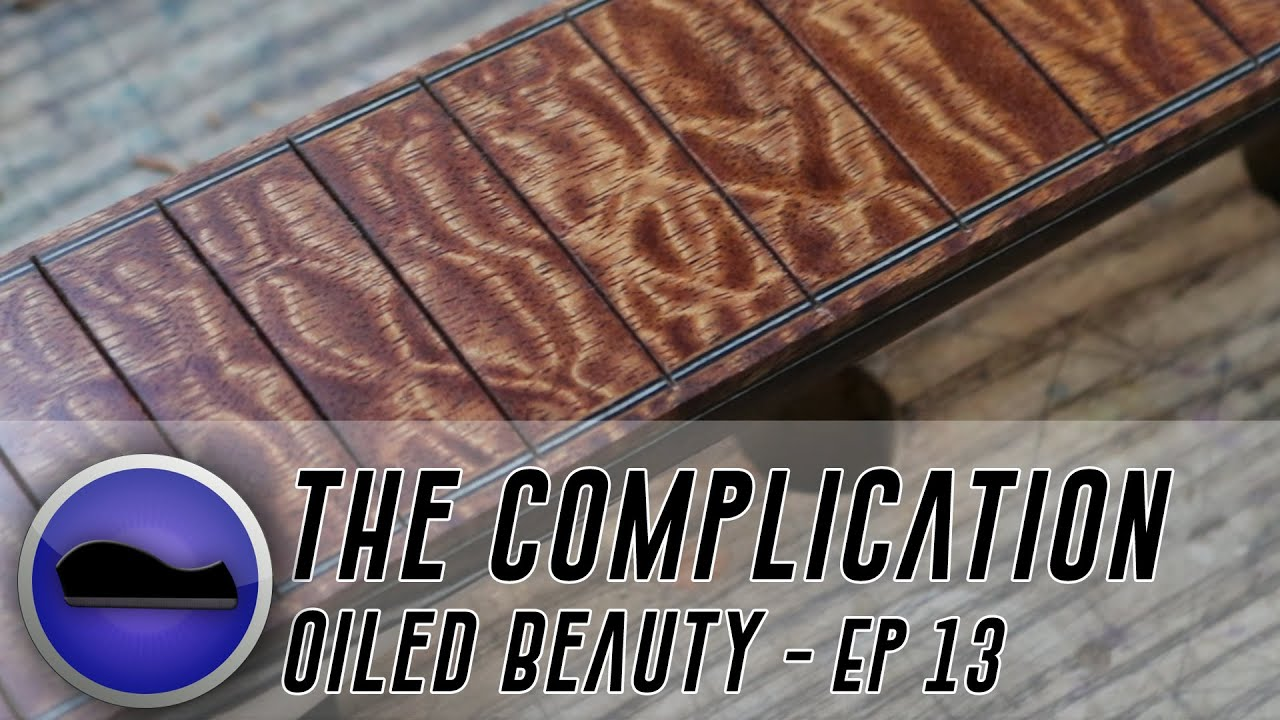 The Complication 13 – the most complex electric guitar ever?
