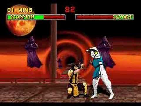 ultimate mortal kombat 3 saturn