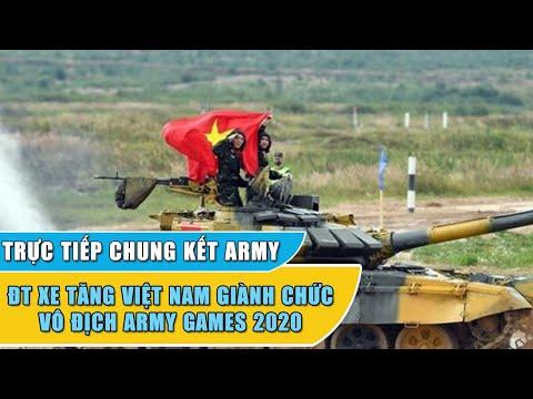 🔴 HOT | ĐT Xe tăng Việt Nam bứt phá ngoạn mục giành chức vô địch Army Games 2020 - BLV Quang Tùng