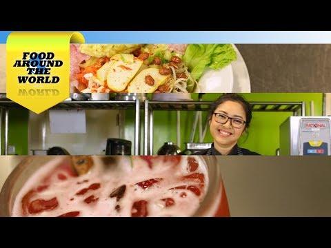 FOOD AROUND THE WORLD – Jakarta (with Savira Pradiati)