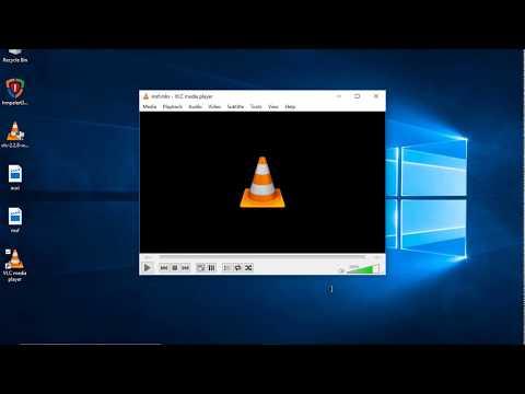 CVE-2018-11529 VLC vs HitmanPro.Alert